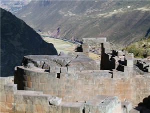 templo del sol en Pisac
