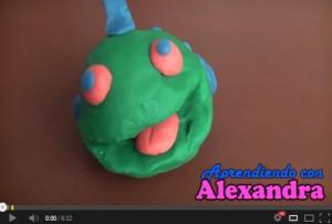 Trabajando con plastilina - Estimular la creatividad