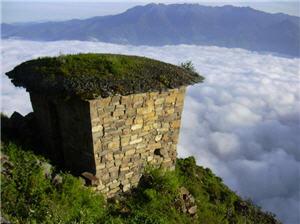 Construcción de la ciudadela Pre Inca Rúpac