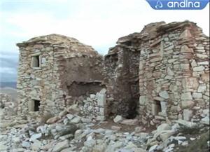 ruinas arqueológicas de Junín