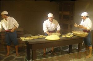 La cocina campesina en el Museo de la Gastronomía en Lima