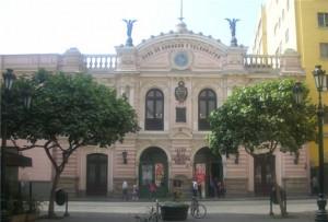 Exterior del Museo de la Gastronomía