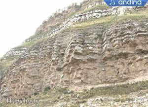 cementerio de la sierran del Perú