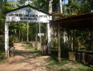 Jardín Botánico de Plantas Medicinales en Quistococha