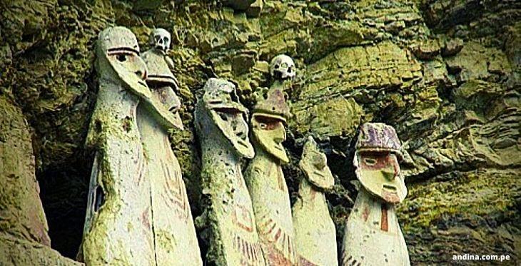 Sarcófagos de Karajía: Historia y cómo llegar sin tour