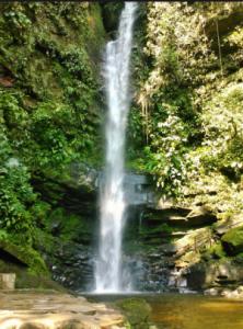 Las Cataratas de Ahuashiyacu en San Martín