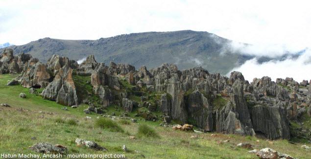 turismo de aventura en Ancash