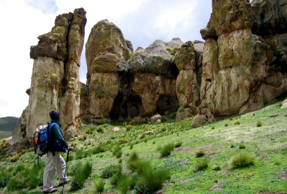 Viaje a Macusani, un típico rincón de la serranía puneña