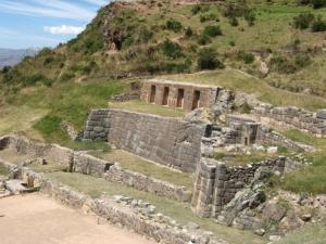 Construcciones de Tambomachay