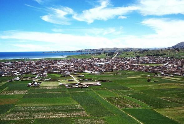 Yunguyo, Ciudad Educadora de la cultura Aymara en Puno