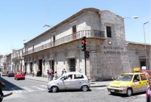 Casona de Goyeneche en Arequipa