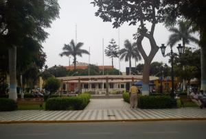 Foto de Huacho en las provincias del norte de Lima
