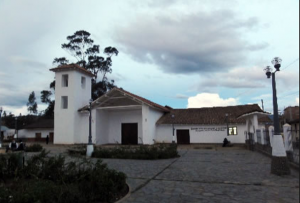 Museo Étnico Religioso e Histórico de Santa Ana - Chachapoyas