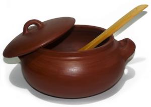 Conozca la olla de barro de santo domingo de olleros en for Hoya para cocinar