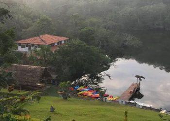 ive el Turismo místico vivencial en Lago Lindo, en San Martín