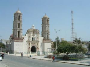 Templo San Martín de Tours en Piura