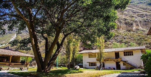 Hotel Ttampumayo en el distrito de Chalhuanca en Apurimac