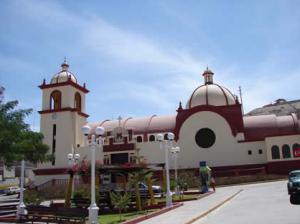 templo del Señor de Locumba