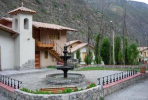 hotel en las montañas de chalhuanca