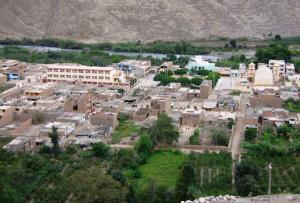 Calango en la region Lima
