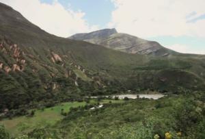 area de conservación en chachapoyas