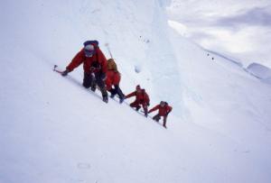 deporte extremo en el Huascarán