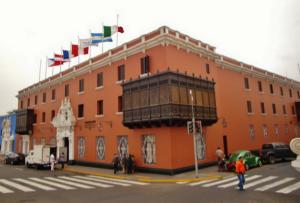 hotel en el norte peruano