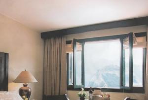 hotel cerca a las ruinas de Machu Picchu