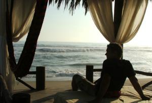 Playa del sur de Lima