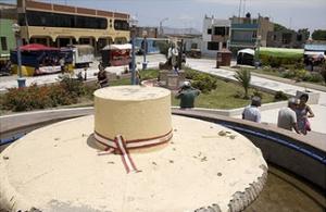 Etén tiene el récord guiness con el sombrero más grande del mundo