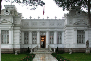 casa museo en Barranco