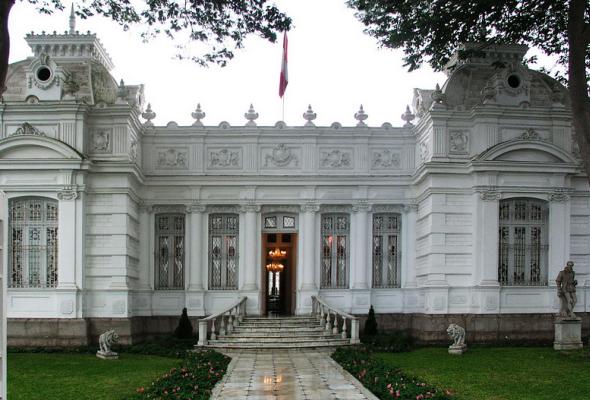 Museo Pedro de Osma en Barranco