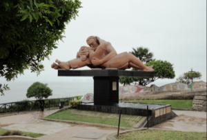 Parque del Amor en Lima
