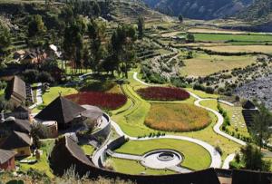 hotel de Arequipa con spa en el valle del colca