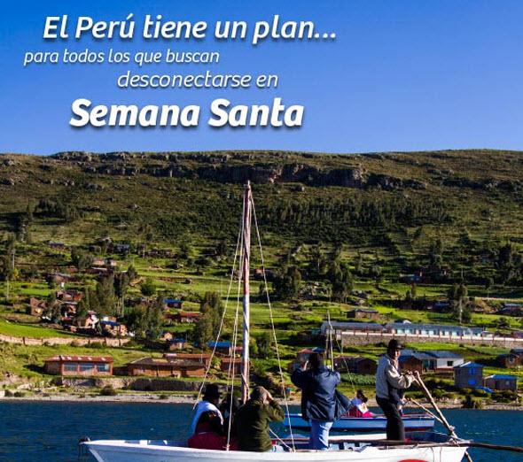 Viajes de Semana Santa en Perú