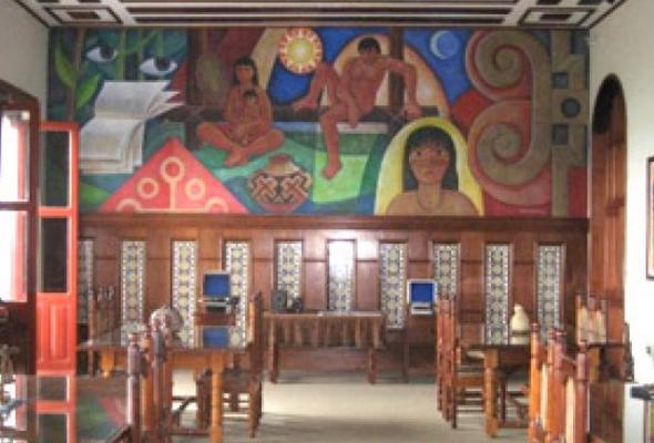 casona antigua de Iquitos