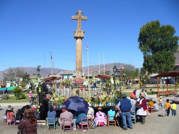 cani cruz en Junín