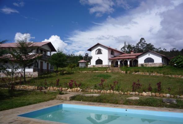Hotel Villa de París en Chachapoyas