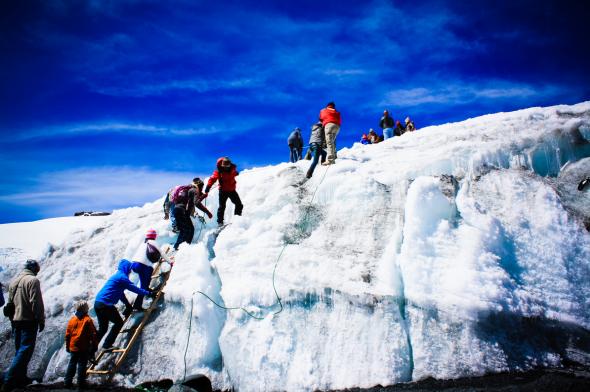 deporte de aventura en Ancash