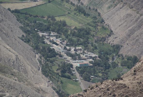 distrito de Arequipa