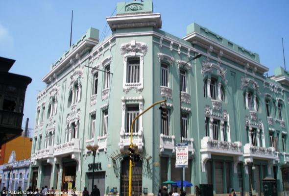 Palais Concert en Lima