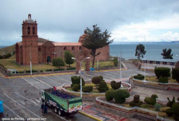 iglesia de Santiago Apóstol en Puno