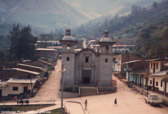 Canchaque, en Huancabamba