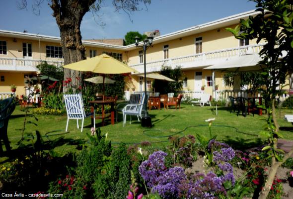 Hotel Jardín de Arequipa