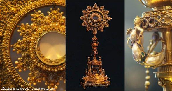 ornamento litúrgico del Cusco