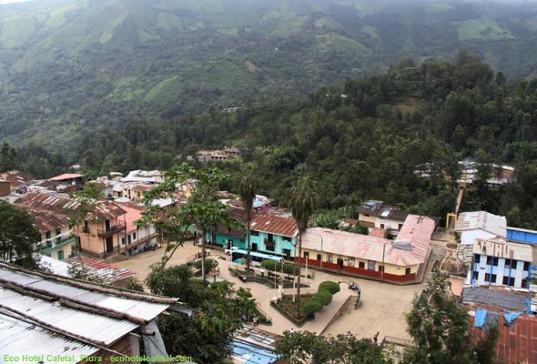 hotel de Canchaque, en Piura