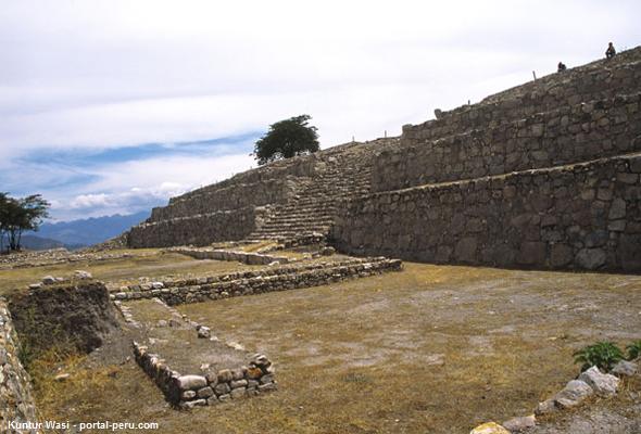 sitio arqueológico Kuntur Wasi