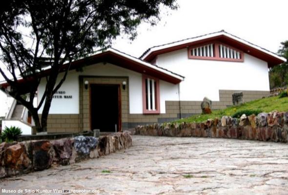 Museo de Sitio en Cajamarca