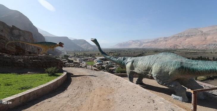 Dinosaurios en Arequipa, Querulpa