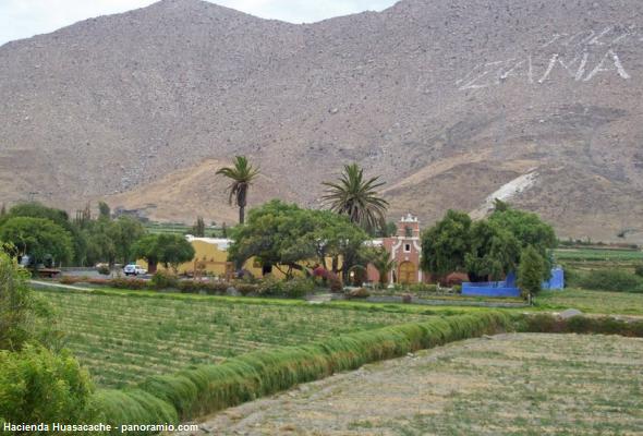 hacienda huasacache en Arequipa